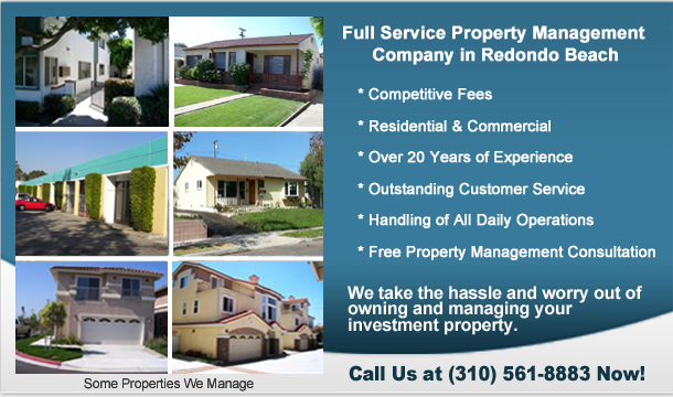 Property Management in Redondo Beach